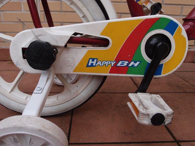 Bicicleta Plegable BH 14 pulgadas