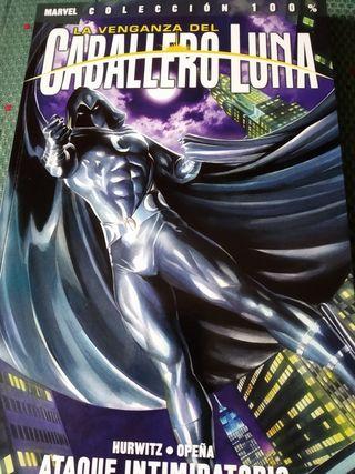 Tomo 100% Marvel: La venganza del Caballero Luna