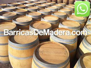 BARRICAS USADAS DE ROBLE