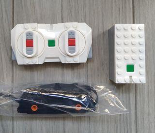 Lego Motor y mando tren