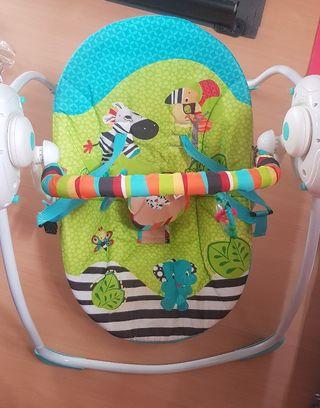 Hamaca Bebé Electrica