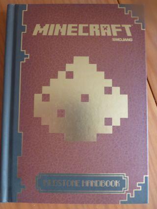 """Libro en ingles """"Minecraft"""""""