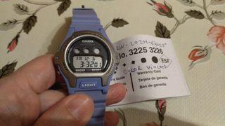RELOJ CASIO LW-202H-6AVEF