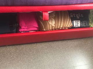Canapé de 90 con colchón incluido