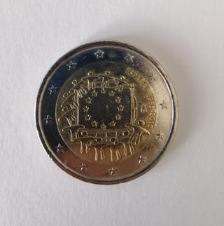 Moneda conmemorativa España 2015