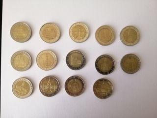 Monedas conmemorativas Alemania
