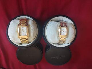 2 Relojes Paul Versan sin usar aún con plástico.