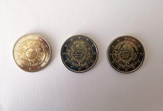 Monedas conmemorativas 2€ 2012