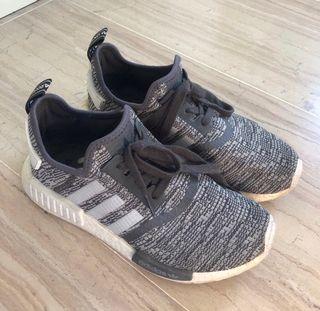 Bambas Adidas NMD grises