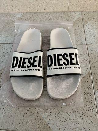 Chanclas diesel