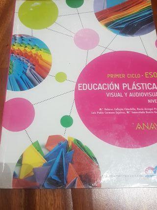 libro educación plástica visual y audiovisual