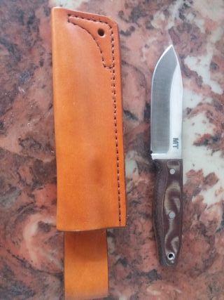 Cuchillo artesanal(MT), supervivencia, bushcraft