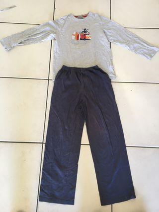 Pijama niño talla 12
