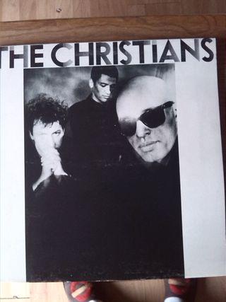 THE CHRISTIANS - THE CHRISTIANS LP