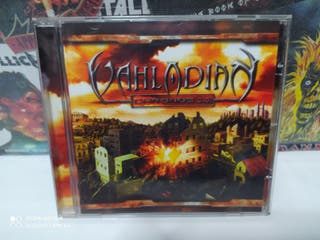 CD heavy metal nacional