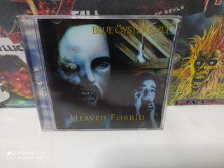 CD heavy metal blue oyster cult