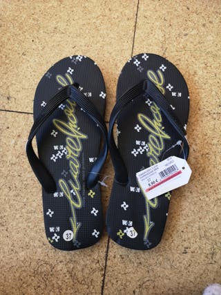 Chanclas 37 warehouse playa piscina verano