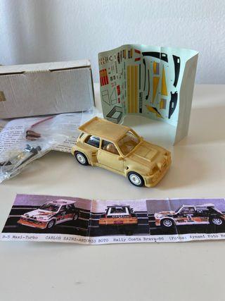 Scalextric slot mini replicas