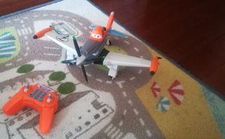 Avión Disney