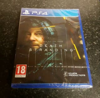 Ps4 Death stranding brand new and sealed