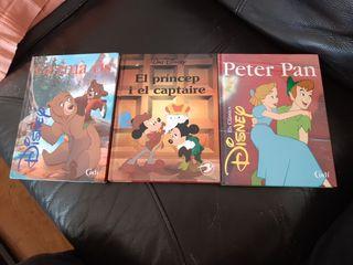 Llibres Disney català