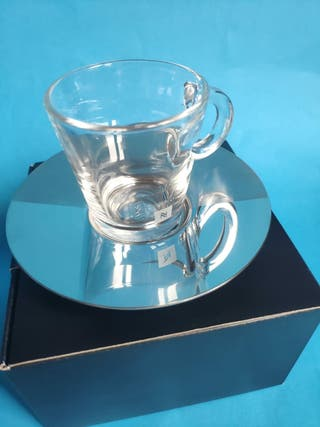 Set 2 Tazas Espresso Estrenar