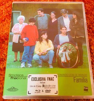 Bluray/DVD - Familia