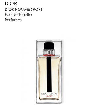 Dior homme sport 125 ml