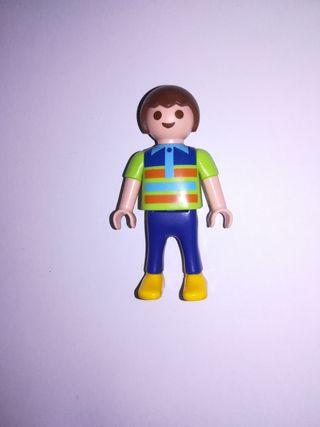 Playmobil niño