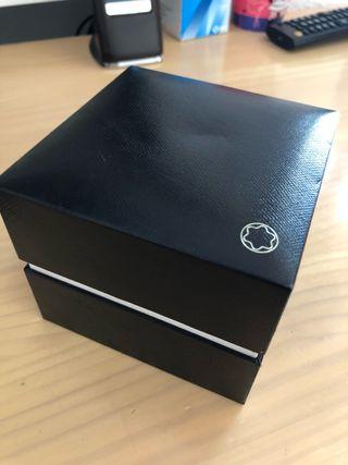 Caja montblac