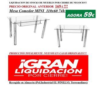 OPORTUNIDAD!Mesas de cocina!110x60cm!!!