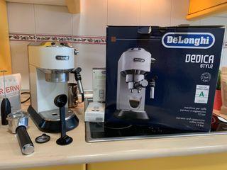 Cafetera espresso manual