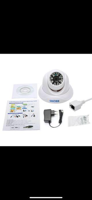 Cámara de Seguridad IP Escam QD500