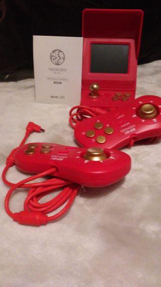 Consola NeoGeo Mini Christmas edition