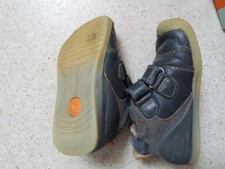 Zapatos de cuero Talla 22