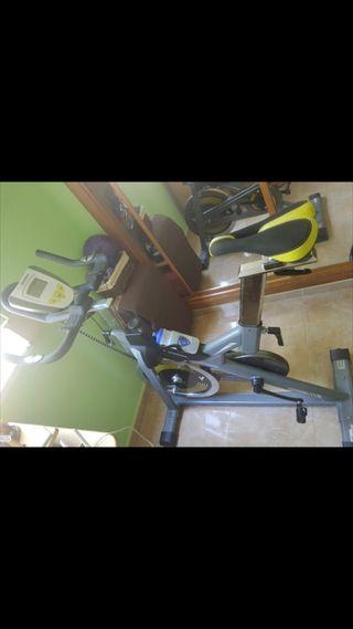 Bicicleta Spinning marca Diadora