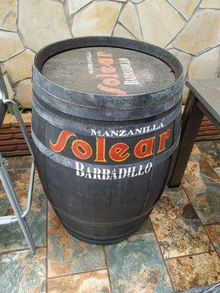 Barrica Vino Solear Barbadillo