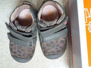 Zapatos de piel Biomecanics Talla 20