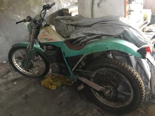 Moto trial montesa cota 310