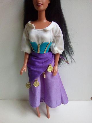 Princesa Disney Esmeralda