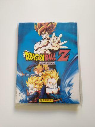 Album cromos cards dragon ball serie azul 1989