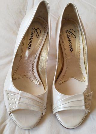 Zapatos de novia N°35
