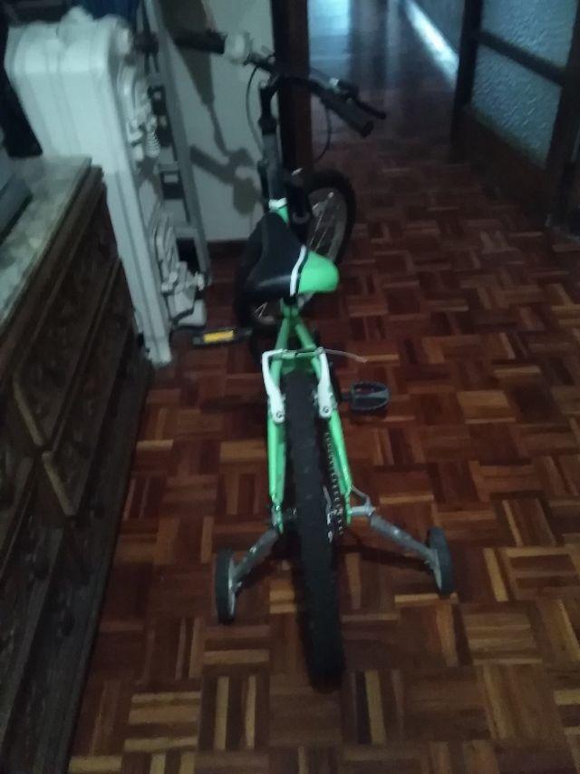 bicicleta para niños 4-8 años