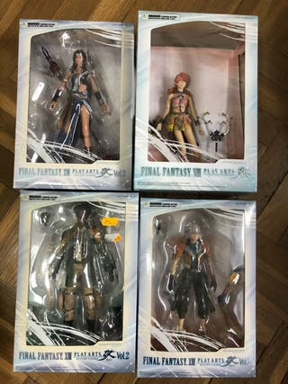 Play arts final fantasy XIII