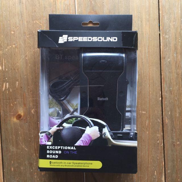 Bluetooth manos libres coche nuevo