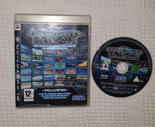 Sega Ultimate Collection Mega Drive para PS3