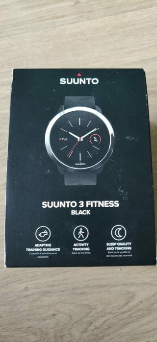 Reloj Suunto 3 Fitness