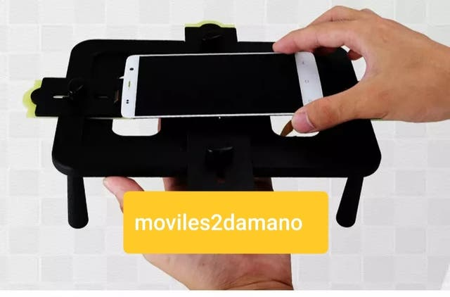 molde universal para cambiar pantallas
