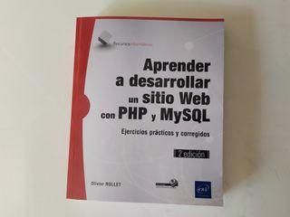 Aprender a desarrollar un sitio web con PHP MySQL