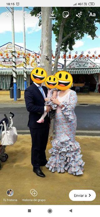 trajes de gitana